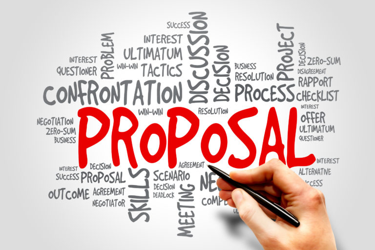 How to Write the Perfect Business Proposal Writing in UAE